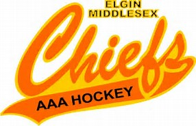 Logo for Elgin-Middlesex Chiefs