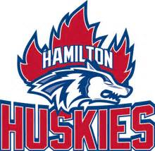 Logo for Hamilton Huskies