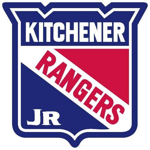 Logo for Kitchener Jr. Rangers