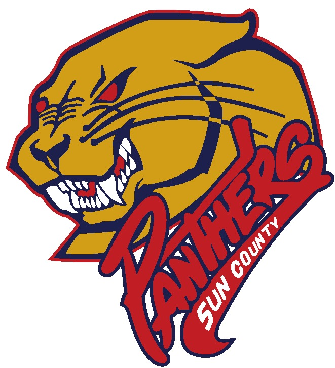 Logo for Sun County Panthers