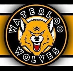 Logo for Waterloo Wolves