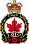 Logo for Sarnia Legionnaires (Jr. B)