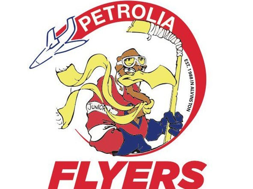 Petrolia Flyers Hockey Club (Jr. C)