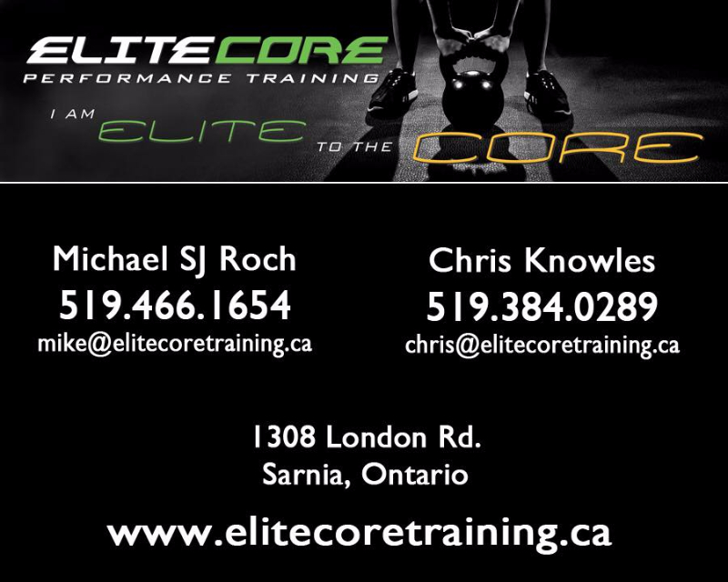 Elitecore Performance Training