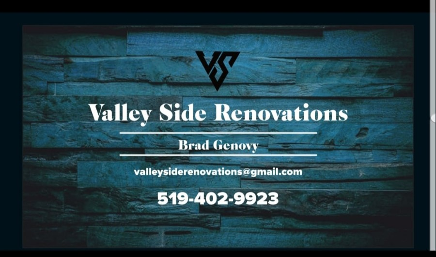 Valley Side Renovation